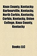 Knox County, Kentucky: Corbin, Kentucky