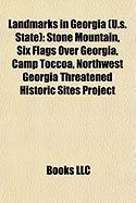 Landmarks in Georgia (U.S. State): Stone Mountain