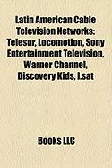 Latin American Cable Television Networks: Telesur
