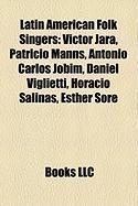 Latin American Folk Singers: Victor Jara