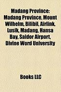 Madang Province: Pratibha Patil