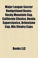 Major League Soccer Navigational Boxes: Rocky Mountain Cup