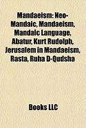Mandaeism: Neo-Mandaic