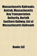 Massachusetts Railroads: Amtrak