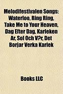 Melodifestivalen Songs: Waterloo