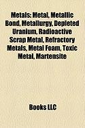 Metals: Depleted Uranium