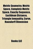 Metric Geometry: Metric Space