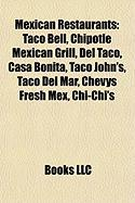 Mexican Restaurants: Chipotle Mexican Grill