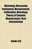 Metrology: Measuring Instrument
