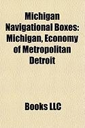 Michigan Navigational Boxes: Michigan