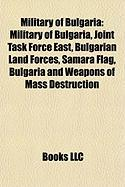 Military of Bulgaria: Indian Rebellion of 1857