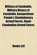 Military of Cambodia: Military History of Cambodia