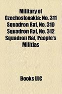 Military of Czechoslovakia: No. 311 Squadron RAF