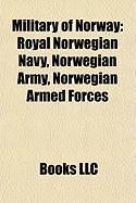 Military of Norway: Norwegian Army