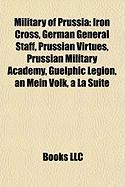 Military of Prussia: German General Staff
