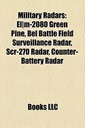 Military Radars: El-M-2080 Green Pine