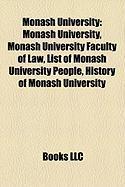 Monash University: Morgantown, West Virginia