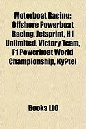 Motorboat Racing: H1 Unlimited
