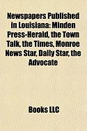 Newspapers Published in Louisiana: Minden Press-Herald