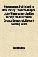 Newspapers Published in New Jersey: The Star-Ledger