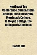 Northeast Ten Conference: Saint Anselm College