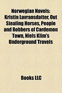 Norwegian Novels: Kristin Lavransdatter (Study Guide)