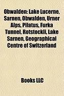 Obwalden: Lake Lucerne