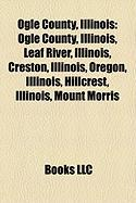 Ogle County, Illinois: White Pines Forest State Park