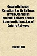 Ontario Railways: Amtrak