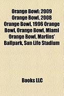 Orange Bowl: 2009 Orange Bowl