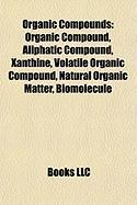 Organic Compounds: Volatile Organic Compound