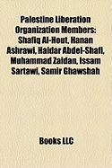 Palestine Liberation Organization Members: Shafiq Al-Hout
