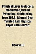 Physical Layer Protocols: Modem