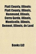 Piatt County, Illinois: Champaign-Urbana Metropolitan Area