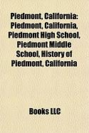 Piedmont, California: Piedmont High School