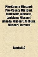 Pike County, Missouri: Louisiana, Missouri