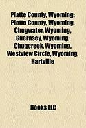 Platte County, Wyoming: Chugwater, Wyoming