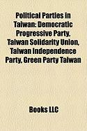 Political Parties in Taiwan: Democratic Progressive Party