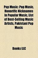 Pop Music: Honorific Nicknames in Popular Music