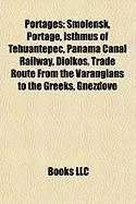 Portages: Panama Canal Railway