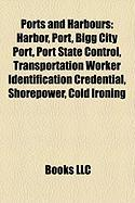 Ports and Harbours: Bigg City Port