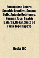 Portuguese Actors: Suspiria Franklyn