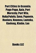 Port Cities in Oceania: Apia
