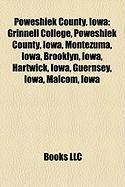 Poweshiek County, Iowa: Grinnell College