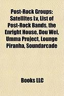 Post-Rock Groups: Satellites LV