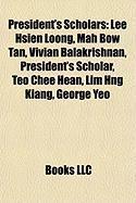President's Scholars: Lee Hsien Loong