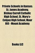 Private Schools in Kansas: St. James Academy