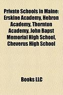 Private Schools in Maine: Erskine Academy