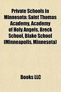 Private Schools in Minnesota: Saint Thomas Academy