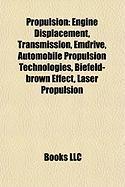 Propulsion: Transmission